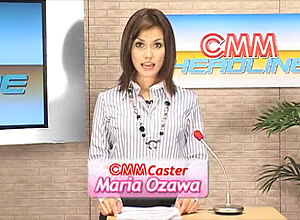 Maria Ozawa for CMM News!